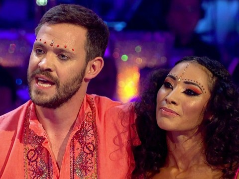 Will Young 'thought about breaking his own leg' so he could leave Strictly Come Dancing