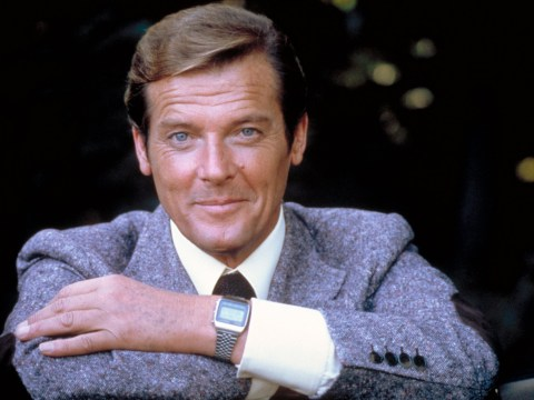 'One last drink': Friends and family say goodbye to Sir Roger Moore with a 'beautiful service'