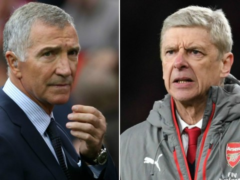 Graeme Souness suggests Arsene Wenger has been lucky with success at Arsenal