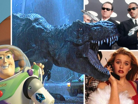 From Toy Story to The Matrix – What your favourite 90s movie said about you