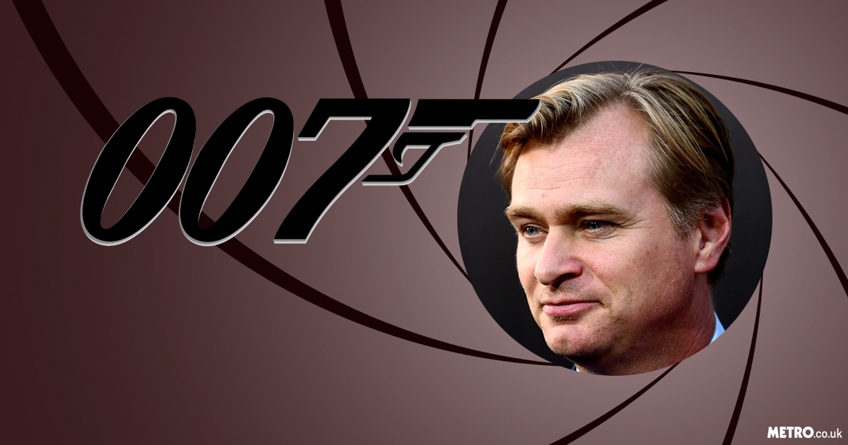 Christopher Nolan addresses Bond directing rumours
