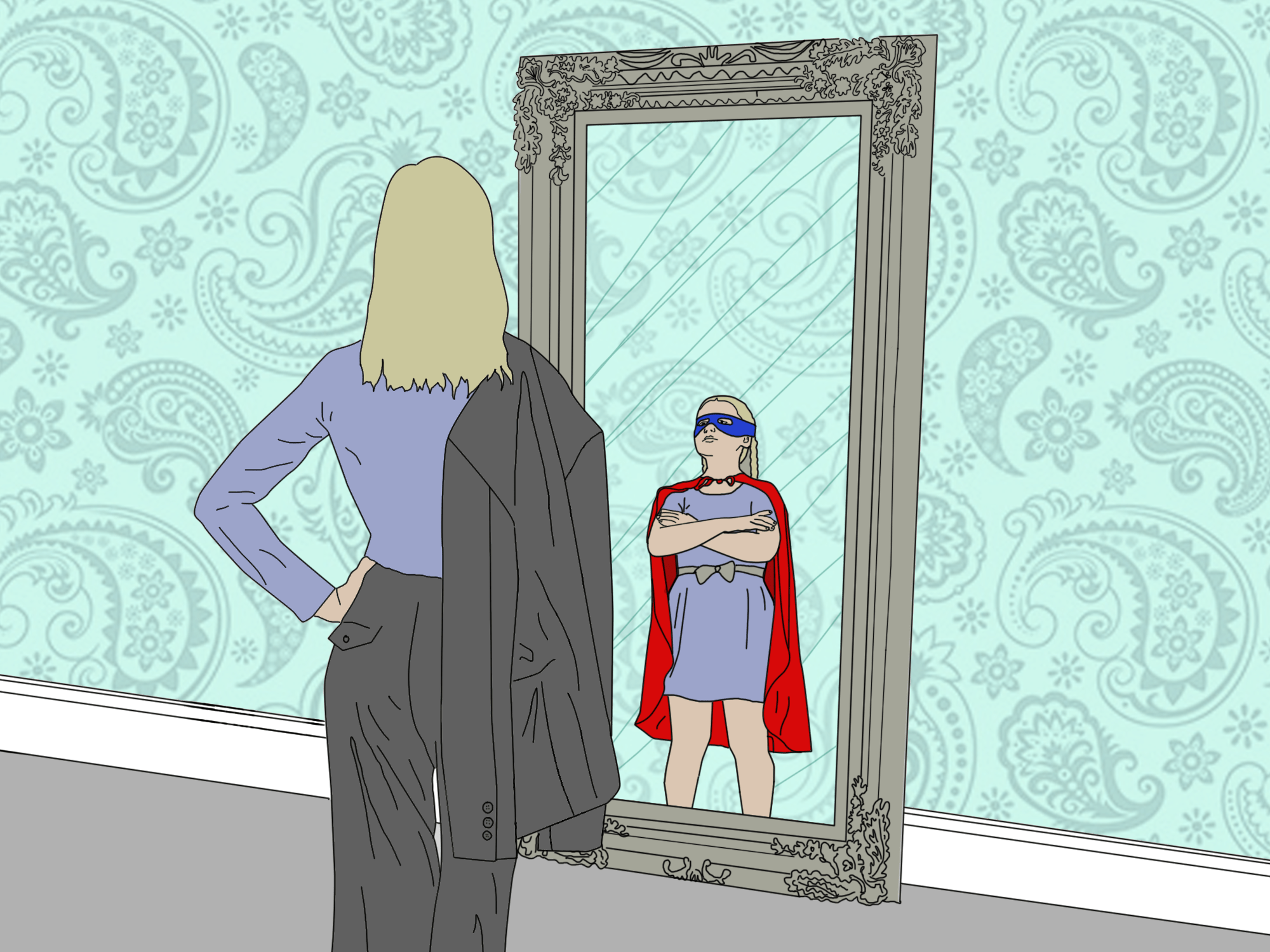 45% of women say that they feel more body confident than ever