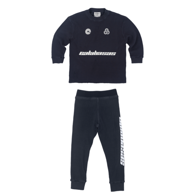 61aaf7995 Kanye and Kim launch Kids Supply collection of childrenswear  Behold ...