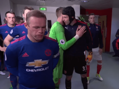 Phil Neville continues attack on Manchester United and Arsenal players' tunnel behaviour