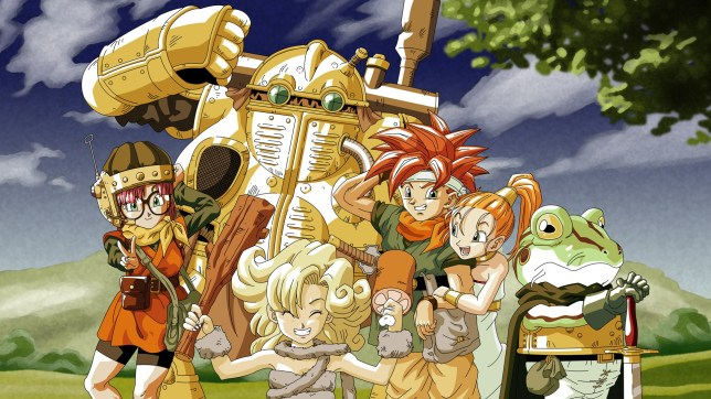 Chrono Trigger - the best Japanese role-player ever?