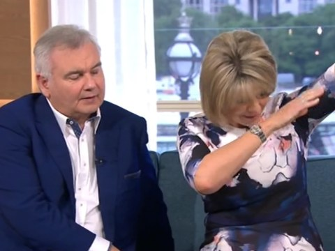 Melanie C tried to explain dabbing on This Morning and Ruth Langsford was confused