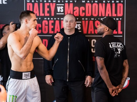 Bellator 179 Fight Card LIVE: Follow the action and results from MacDonald vs Daley in London