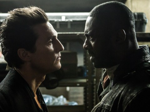 The Dark Tower: Matthew McConaughey and Idris Elba face off in epic first trailer