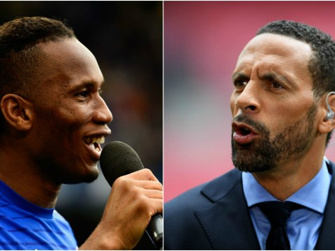 Didier Drogba trolls former Manchester United stars over Chelsea's title success
