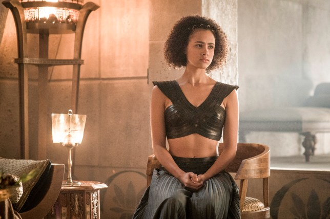 Game Thrones Full Frontal