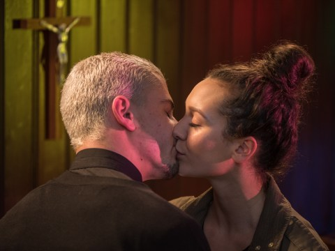 Hollyoaks spoilers: Cleo McQueen and Joel Dexter torn apart by death after sharing a kiss?