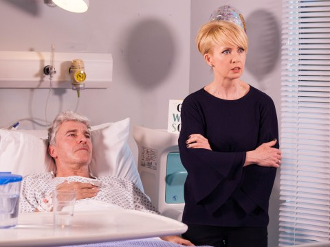 Hollyoaks spoilers: Has Marnie Nightingale accidentally killed Mac as he suffers a stroke?