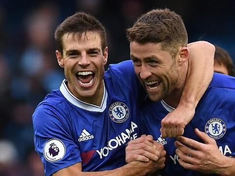 Cesar Azpilicueta says stopping 'dangerous' Romelu Lukaku was key in Chelsea's win over Everton