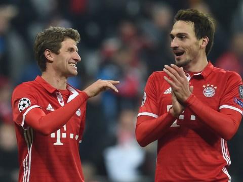 Manchester United directly call out Mats Hummels after Bayern Munich star trolled Henrikh Mkhitaryan