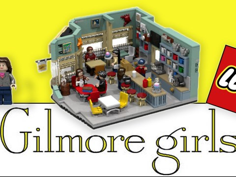 A Gilmore Girls Lego set could be heading your way