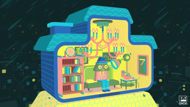 GNOG (PS4) - what's in your head?