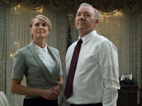 House Of Cards season 5 episode one suffers from art imitating life