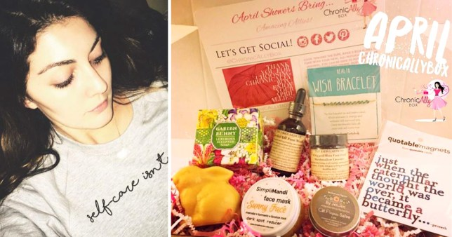 Woman with IBS has created her own subscription box service for chronic illness sufferers