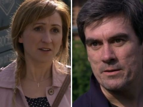 Emmerdale spoilers: Laurel Thomas takes on Cain Dingle over his affair with Harriet Finch