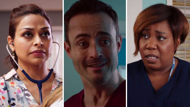 Trauma for Mo, terrible news for Matteo and Nina and 10 more Holby City spoilers revealed
