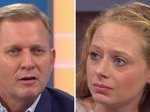 Jeremy Kyle bemused as guest claims show host gave his number to porn site