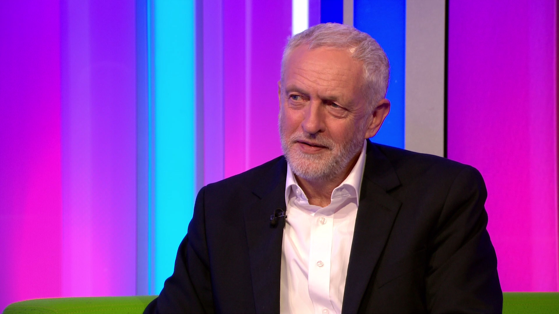 Jeremy Corbyn was on The One Show and he gave them a pot of jam