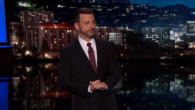 Jimmy Kimmel breaks down revealing heartbreaking story of his newborn son's open-heart surgery