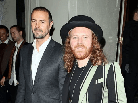 'We're Ant and Dec but glue sniffers': Keith Lemon jokes about teaming up with Paddy McGuinness
