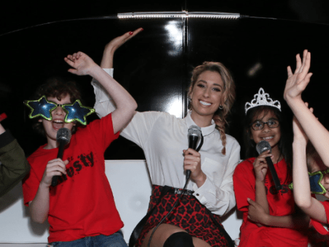 Stacey Solomon takes karaoke to the next level with nationwide tour for charity
