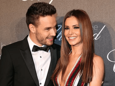 Liam Payne admits that he's always had a cheeky crush on Cheryl since meeting her when he was 14
