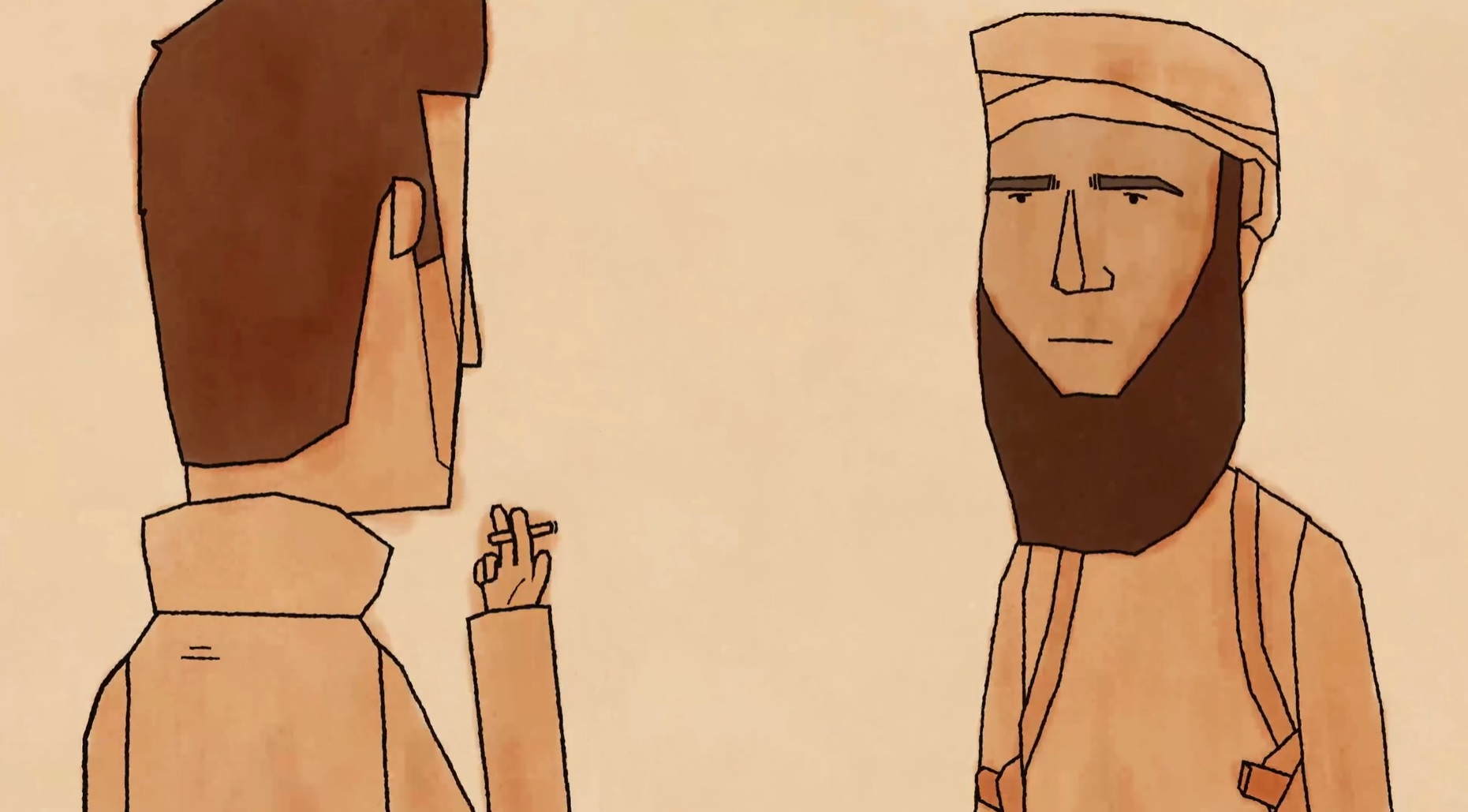 This short animation explores the Life Inside Islamic State