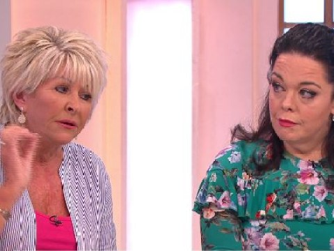 Former detective Maggie Oliver praises Three Girls on Loose Women: 'I hope change comes from this'