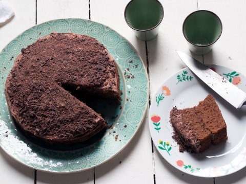 Gluten-free recipe: How to make chocolate orange cake