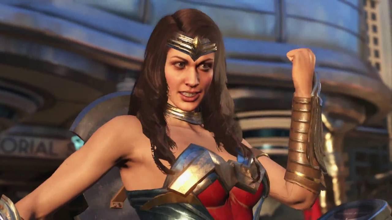Injustice 2 - did Wonder Woman deserve better?