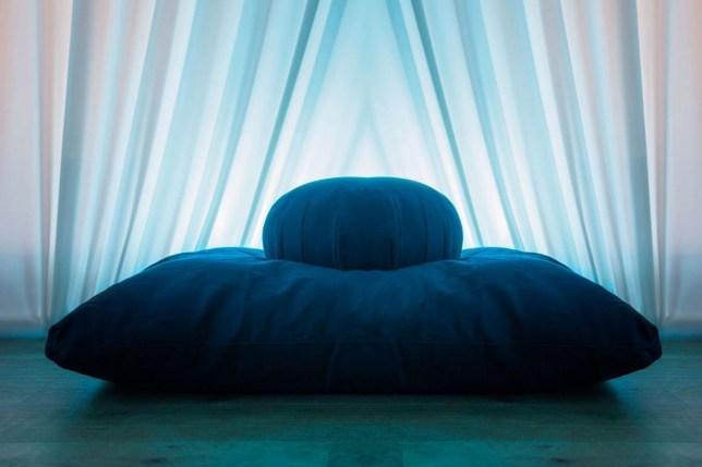 meditation room in london