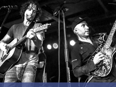 Audioslave bandmate Tom Morello pens heartfelt poem to Chris Cornell