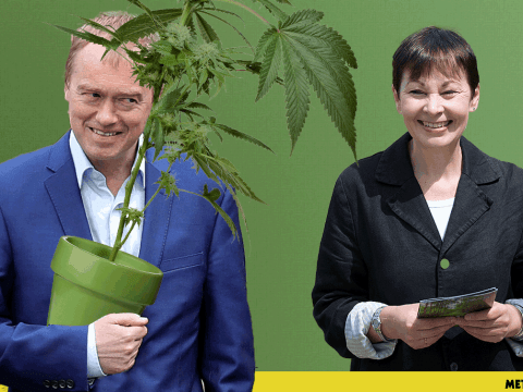 Lib Dems pledge to legalise weed while Greens promise to legalise sex work