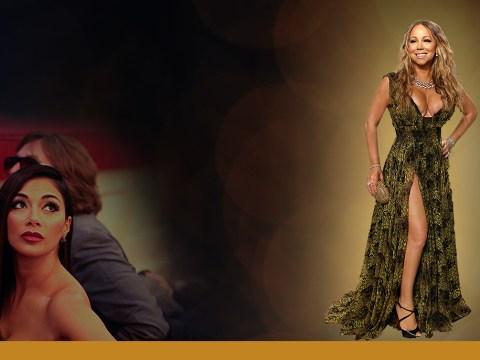 Mariah Carey could be replacing Nicole Scherzinger on the X Factor judging panel