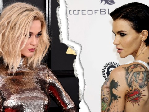 Ruby Rose hates Katy Perry's 'Taylor Swift diss track' and asks what happened to her political activism