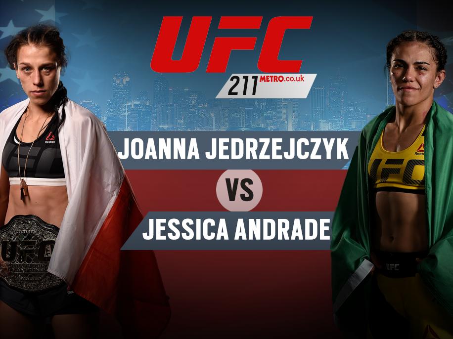 UFC 211 Potential Fight of the Night: Joanna Jedrzejczyk versus Jessica Andrade