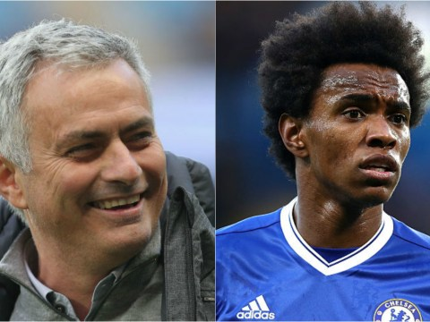Chelsea clear path for Manchester United to sign Willian this summer