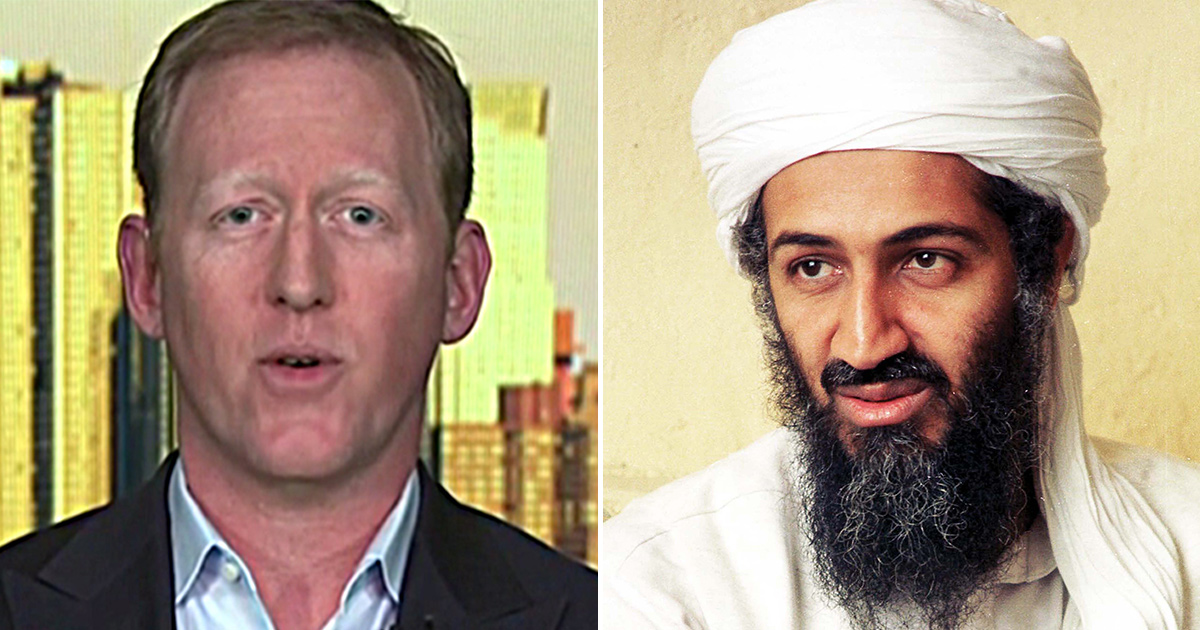 US Navy Seal describes what it was like to kill Osama bin Laden