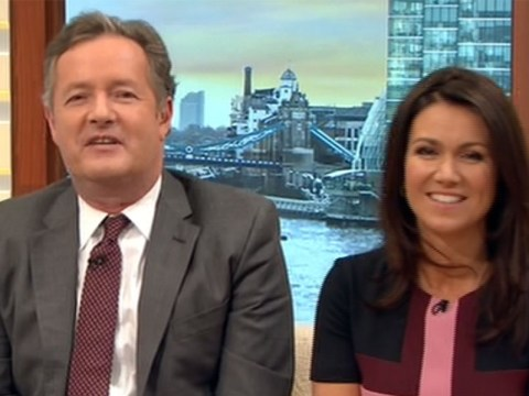 ITV bosses insist they will never reveal salaries for Piers Morgan and Susanna Reid