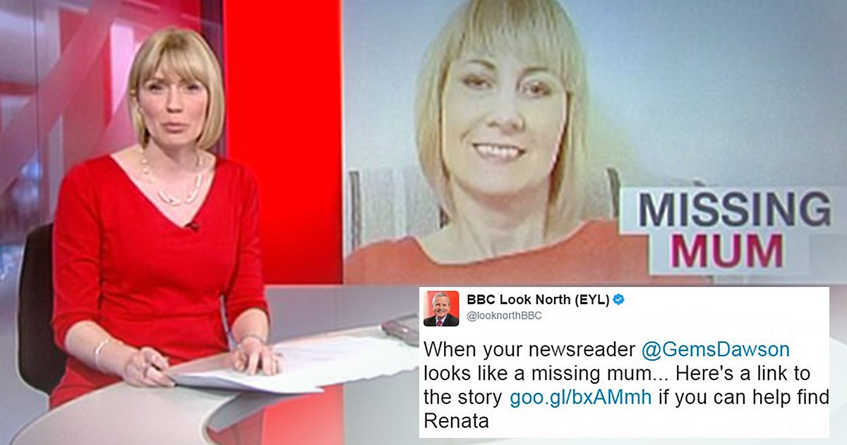 BBC made insensitive joke about missing woman who looked like newsreader