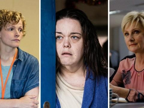 Harrowing drama Three Girls proves Maxine Peake, Lisa Riley and Lesley Sharp as three of Britain's greatest