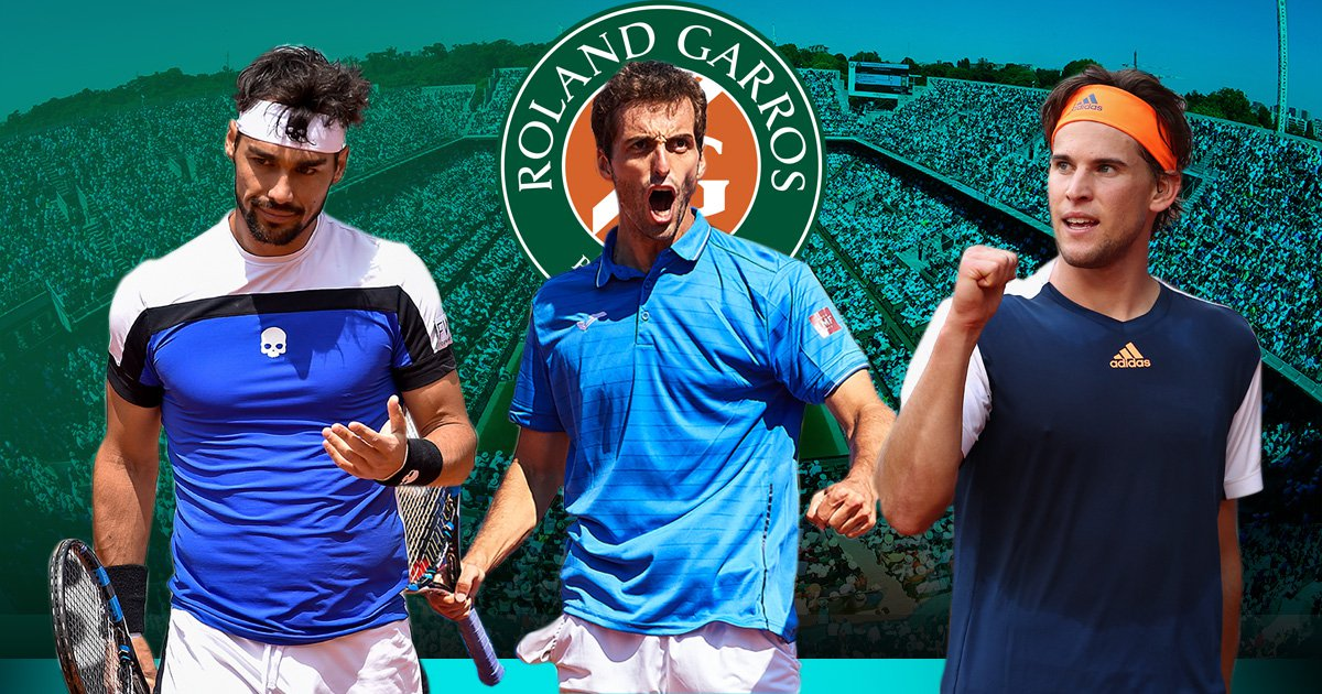 Five clay-court specialists who can spring a shock at Roland Garros