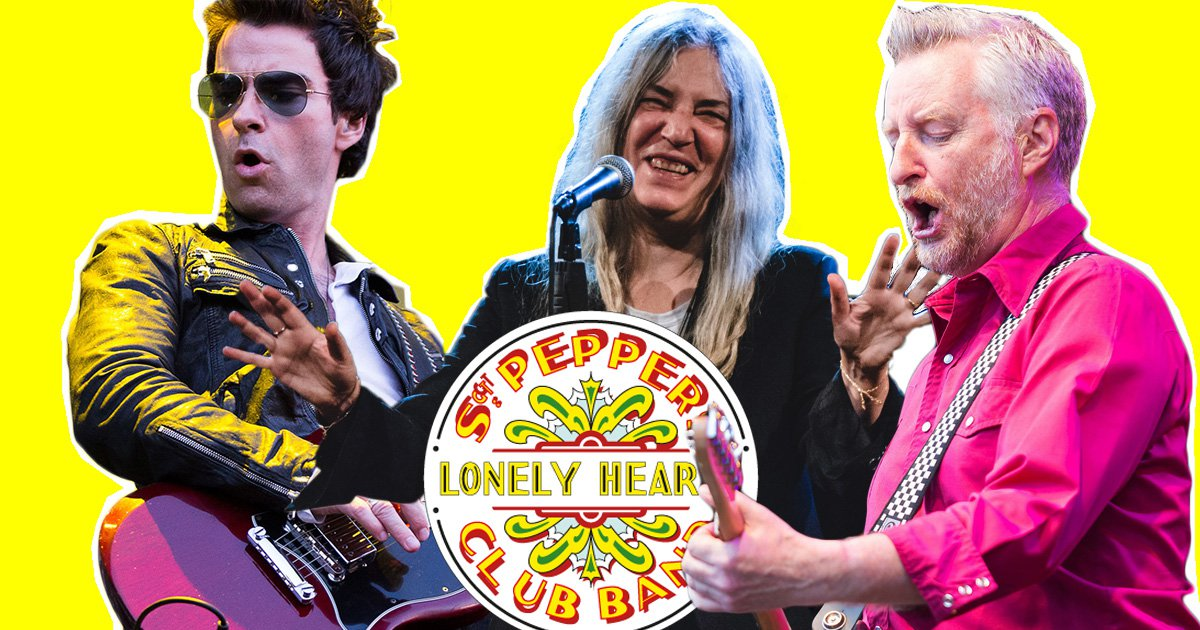 Sgt. Pepper's Lonely Hearts Club Band: Here are all the best covers of The Beatles' album