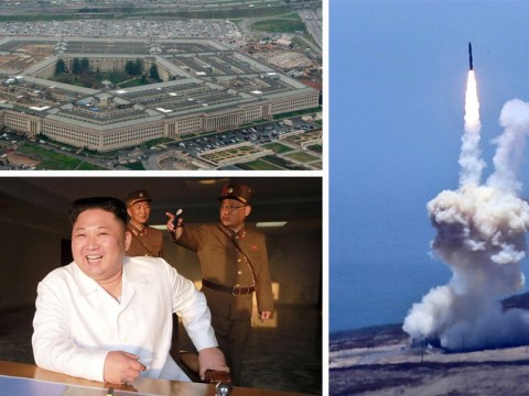 Pentagon tests how good it is at stopping missiles from North Korea