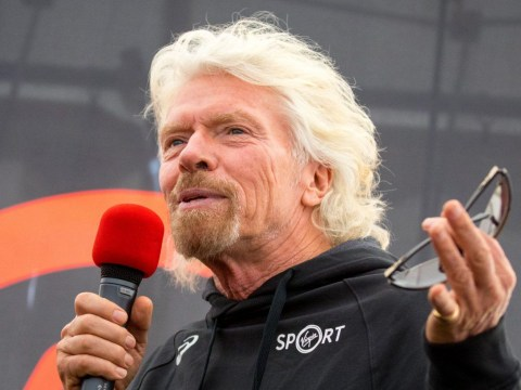 Dyslexia 'should be seen as a sign of intelligence' says Richard Branson