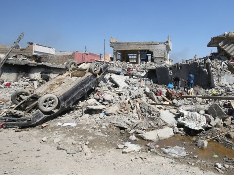 At least 105 civilians killed by single US bomb in Iraq